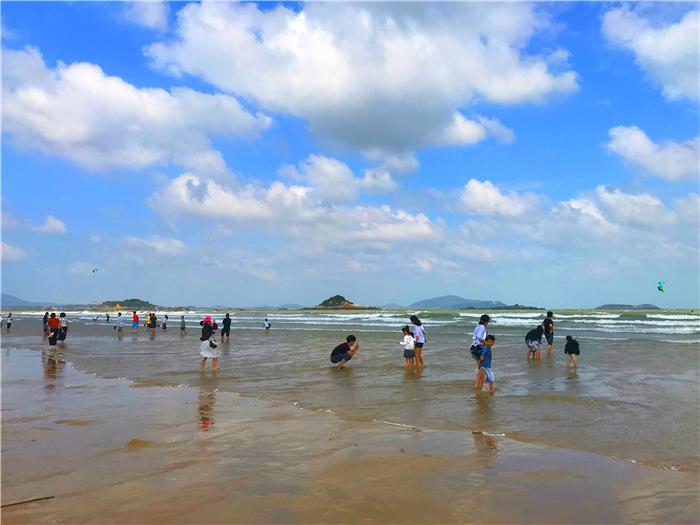 平潭龙凤头沙滩