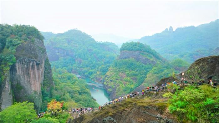 武夷山景点推荐 | 武夷山景区-下梅古民居-龙川大峡谷-黄岗山大峡谷