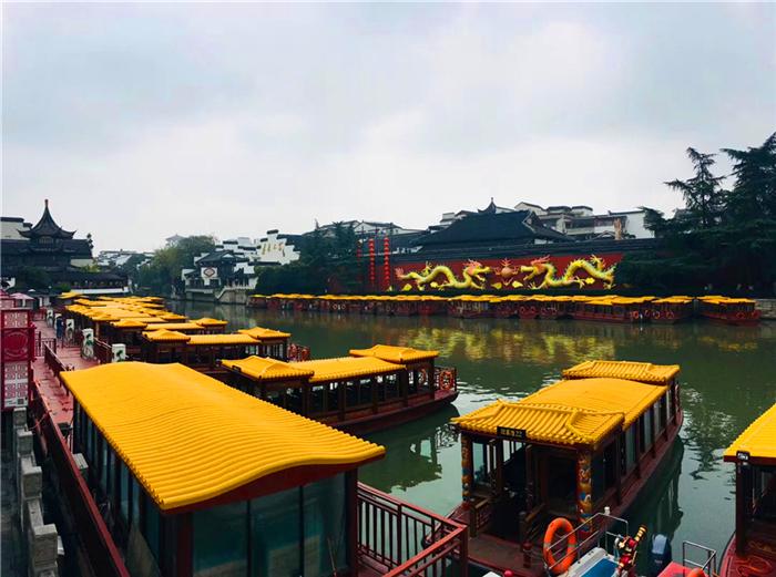 <南京-苏州-周庄-上海4日游>