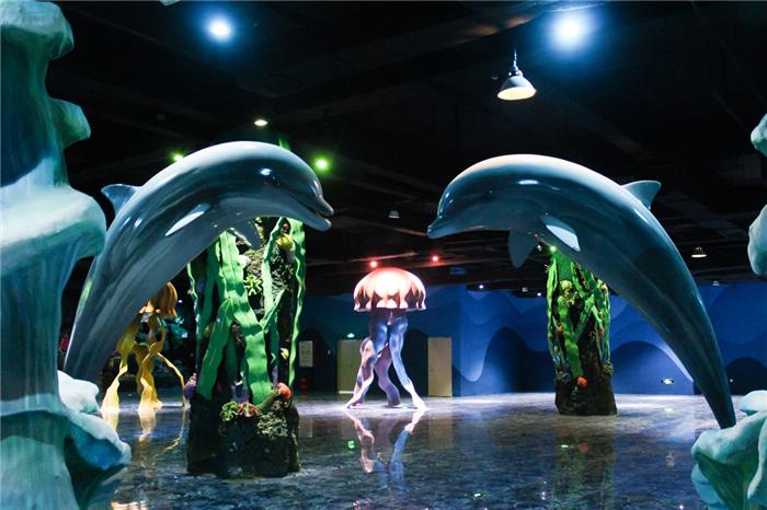 【10人起,天天发团】贵安儿童职业体验中心+贵安海洋探秘世界亲子一日游