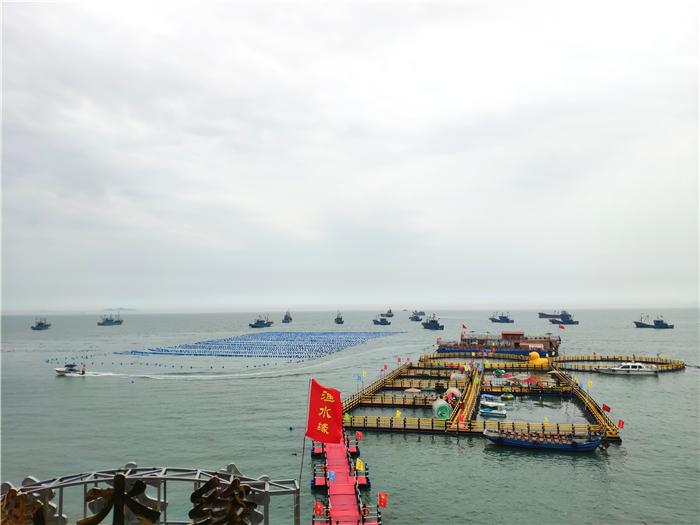 连江定海湾