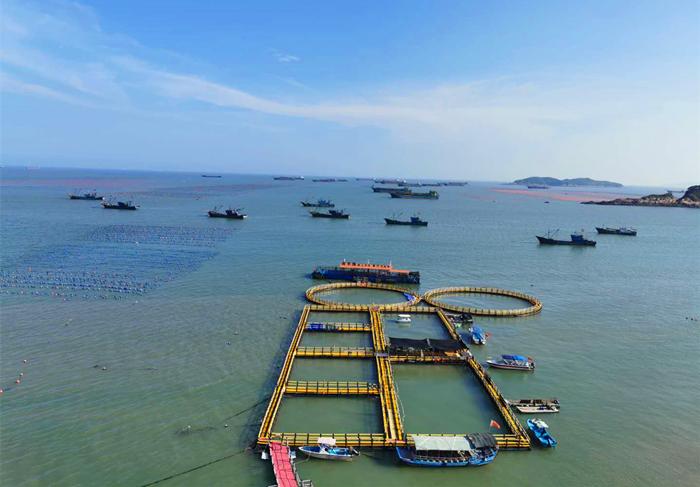 连江定海湾渔排